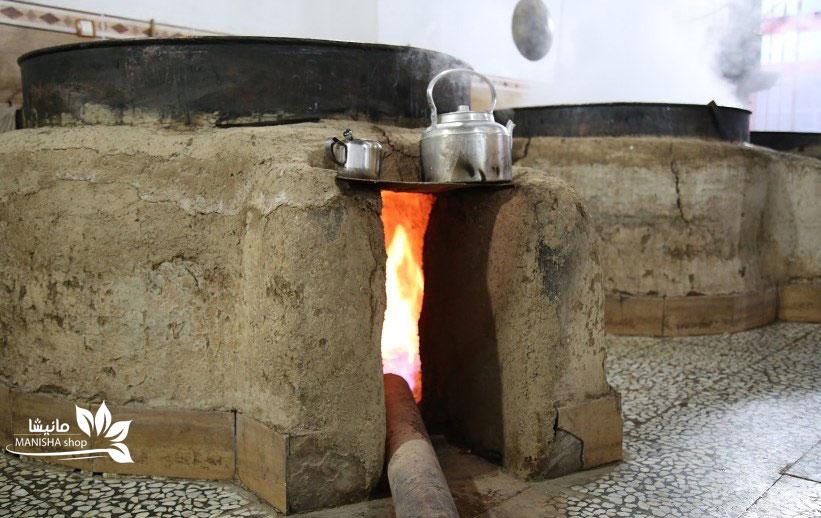 فرآوری شکر سرخ مازندران